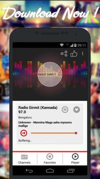 Radios India AM FM Free screenshot 11