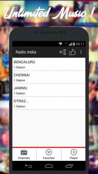 Radios India AM FM Free screenshot 2