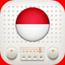 Radios Indonesia AM FM Free APK