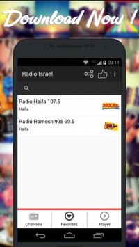 Radios Israel AM FM Free screenshot 14