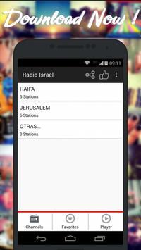 Radios Israel AM FM Free screenshot 10