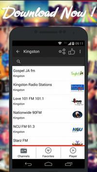 Radios Jamaica AM FM Free постер