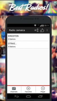 Radios Jamaica AM FM Free screenshot 13