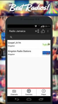 Radios Jamaica AM FM Free screenshot 14