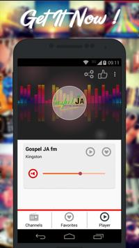 Radios Jamaica AM FM Free screenshot 1