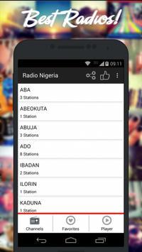 Radios Nigeria AM FM Free poster