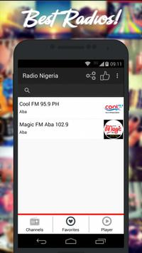 Radios Nigeria AM FM Free screenshot 11