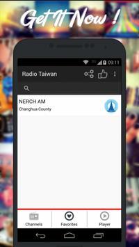 Radios Taiwan AM FM Free screenshot 9