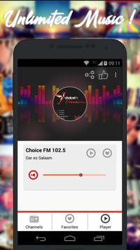 Radios Tanzania AM FM Free screenshot 11