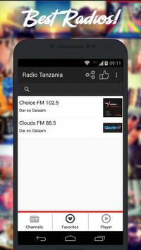 Radios Tanzania AM FM Free screenshot 14