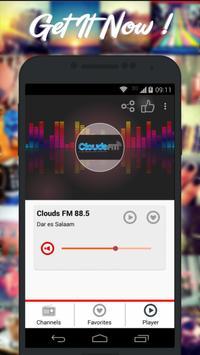 Radios Tanzania AM FM Free screenshot 7