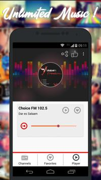 Radios Tanzania AM FM Free screenshot 6