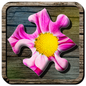 Jigsaw puzzle: Flower game blossom saga for family icon