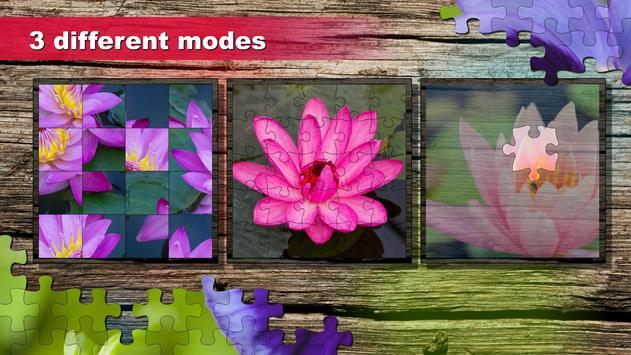 Jigsaw puzzle: Flower game blossom saga for family screenshot 11