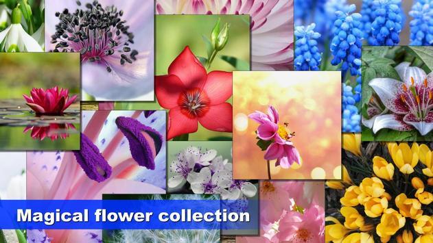 Jigsaw puzzle: Flower game blossom saga for family screenshot 12