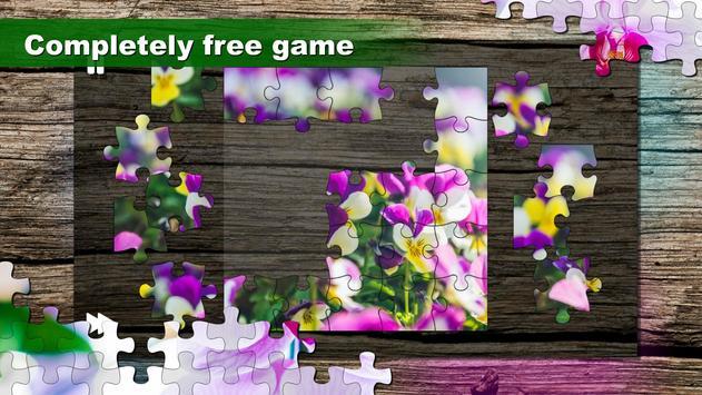 Jigsaw puzzle: Flower game blossom saga for family screenshot 3