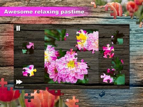 Jigsaw puzzle: Flower game blossom saga for family screenshot 9