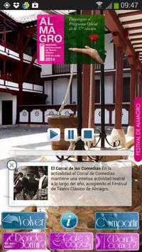 Festival de teatro de Almagro apk screenshot