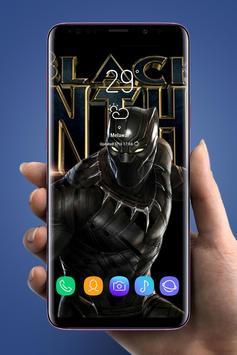 Black Panther Wallpapers HD New screenshot 1