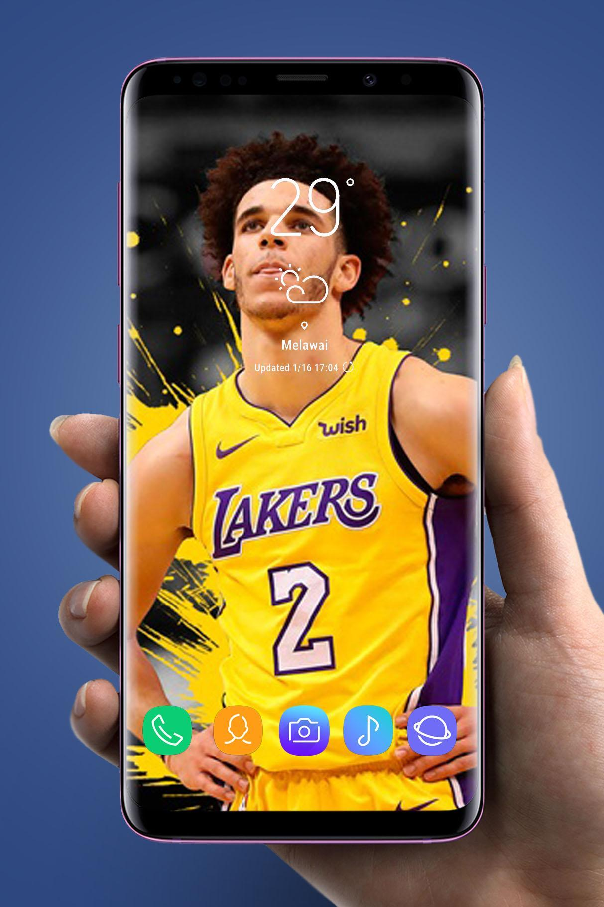 ... Lonzo Ball Wallpapers HD New screenshot 4