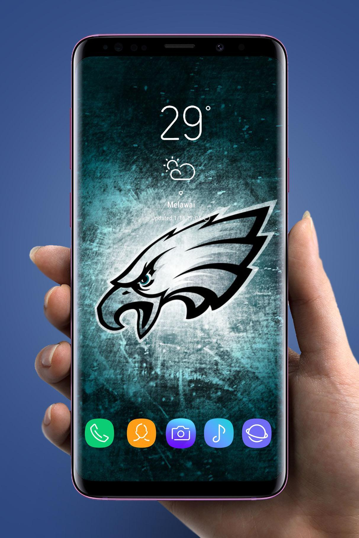 Philadelphia Eagles Wallpapers Hd For Android Apk Download