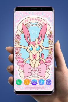 Sylveon Wallpapers HD New poster