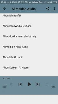 Surah Al-Maidah screenshot 1