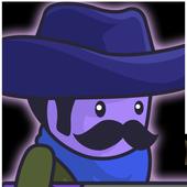 Cowboy Jungle Adventure icon