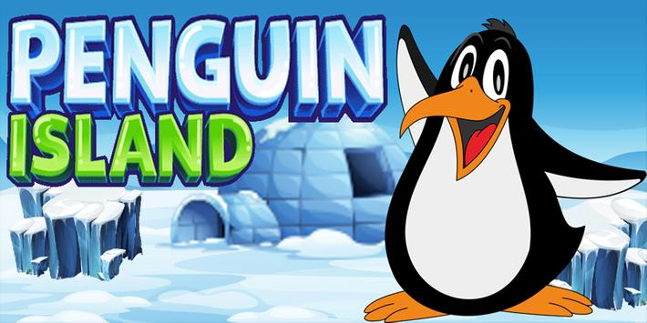 Pinguin Island World poster