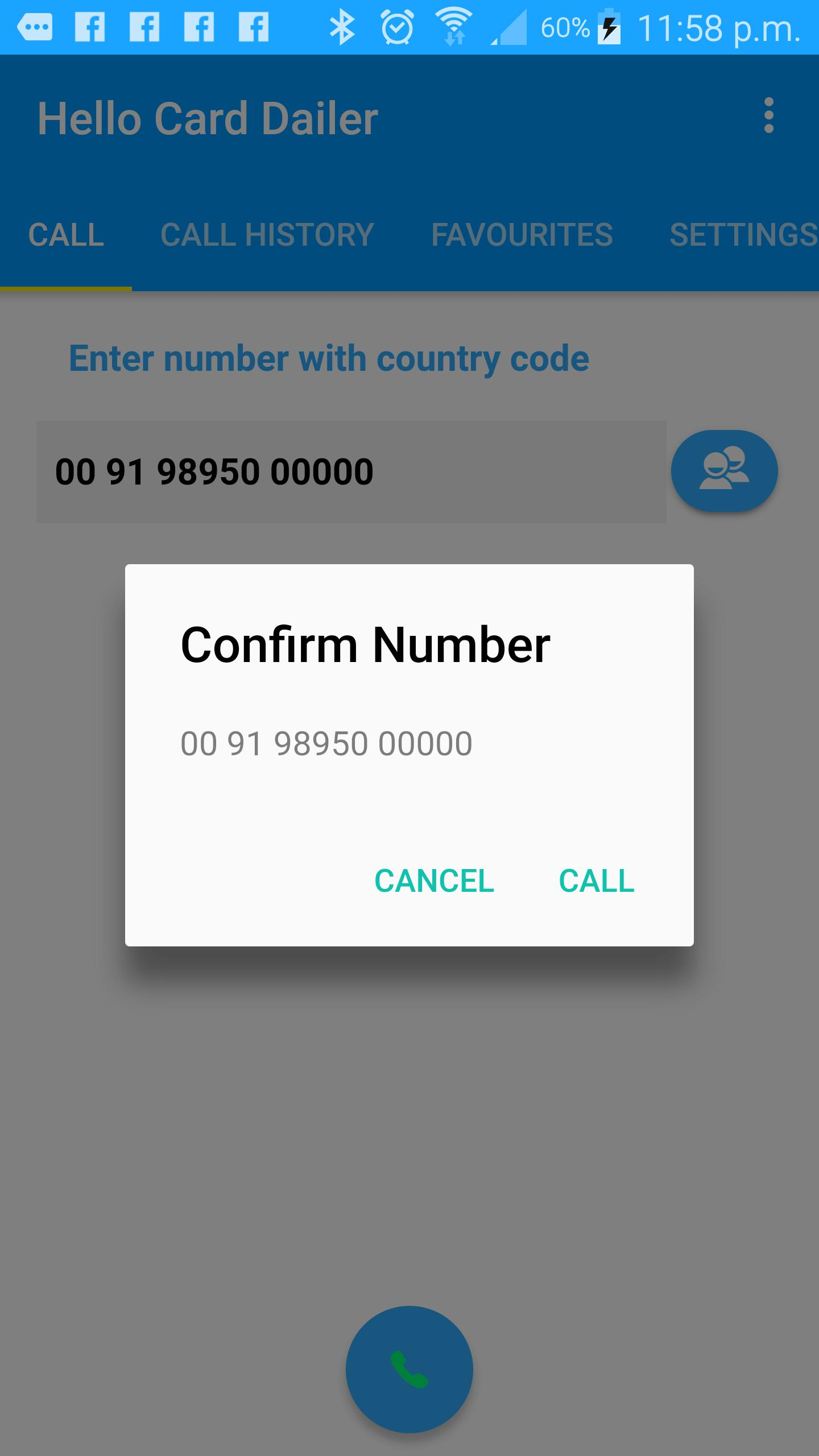 Hello Card Dialer for Android - APK Download