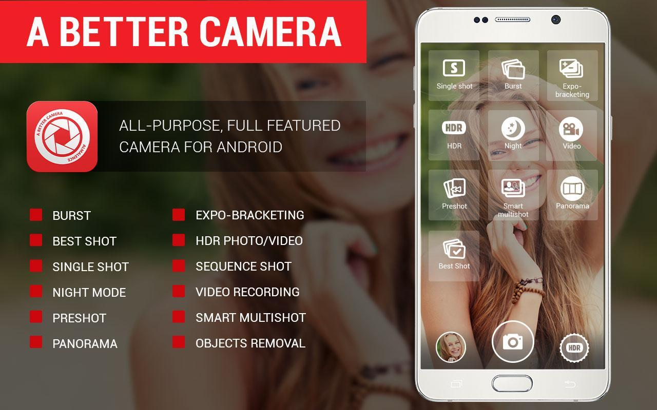 A Better Camera for Android - APK Download