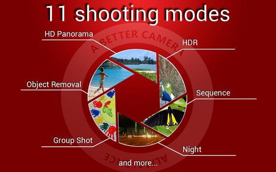 A Better Camera Widget apk screenshot