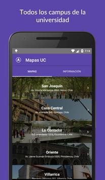 Mapas UC screenshot 2