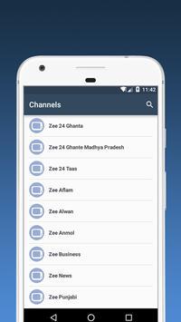 इंडिया टीवी - देखो आईपीटीवी पोस्टर