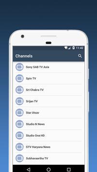 India TV - Watch IPTV imagem de tela 1