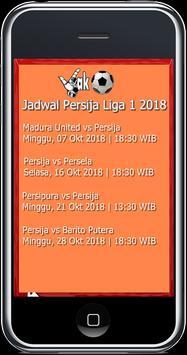 Jadwal Persija Liga 1 2018 screenshot 3