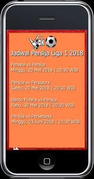 Jadwal Persija Liga 1 2018 screenshot 2