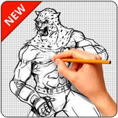 Easy to Draw Tekken icon