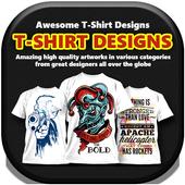 T-Shirt Designer 2017 icon
