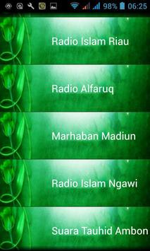 Radio Islam Indonesian screenshot 1
