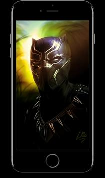 Black Panther Wallpapers 2018 HD screenshot 9