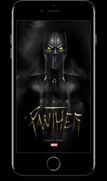 Black Panther Wallpapers 2018 HD screenshot 12