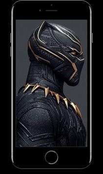 Black Panther Wallpapers 2018 HD screenshot 14