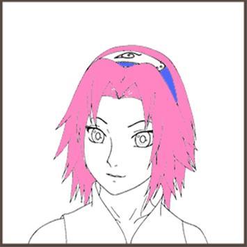 Coloring Book Anime screenshot 3