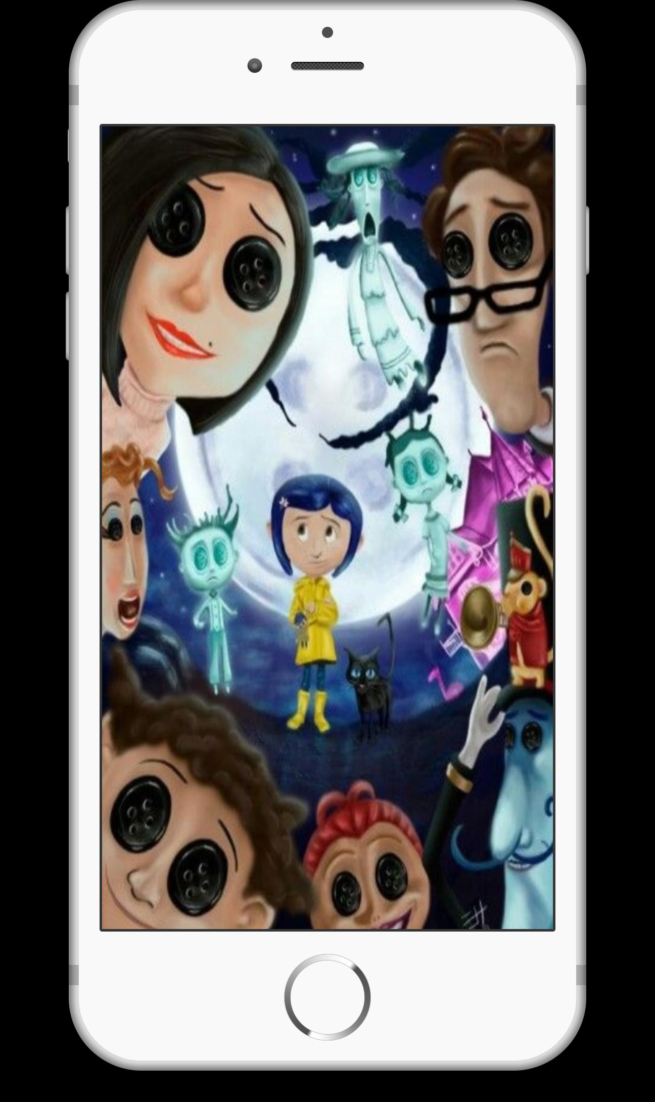 Coraline Wallpapers 4k Hd For Android Apk Download