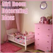 Girl Room Decorating Ideas icon