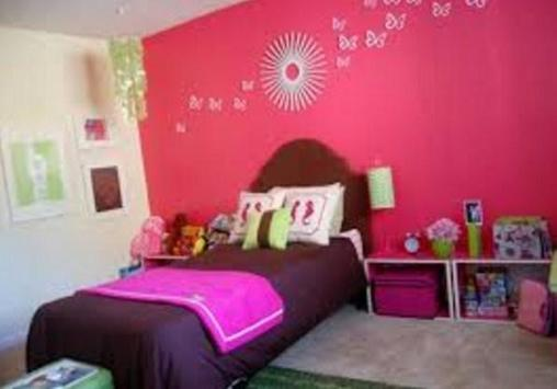 Girl Room Decorating Ideas screenshot 6