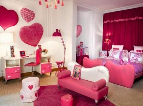 Girl Room Decorating Ideas screenshot 8