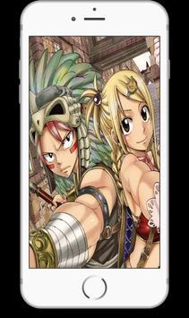 Lucy Heartfilia Anime Girl Wallpapers HD apk screenshot
