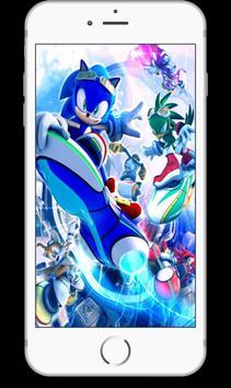 Sonic's dash Wallpapers HD 2018 apk screenshot